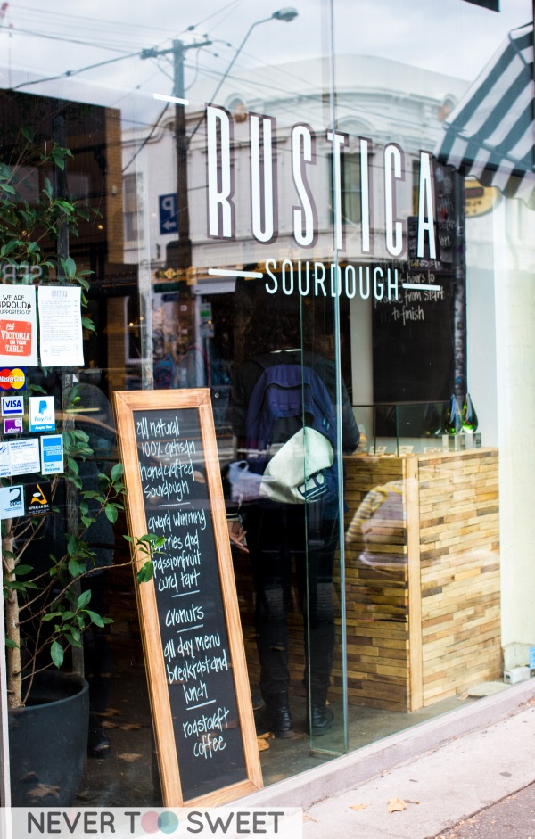 Rustica Sourdough Cafe