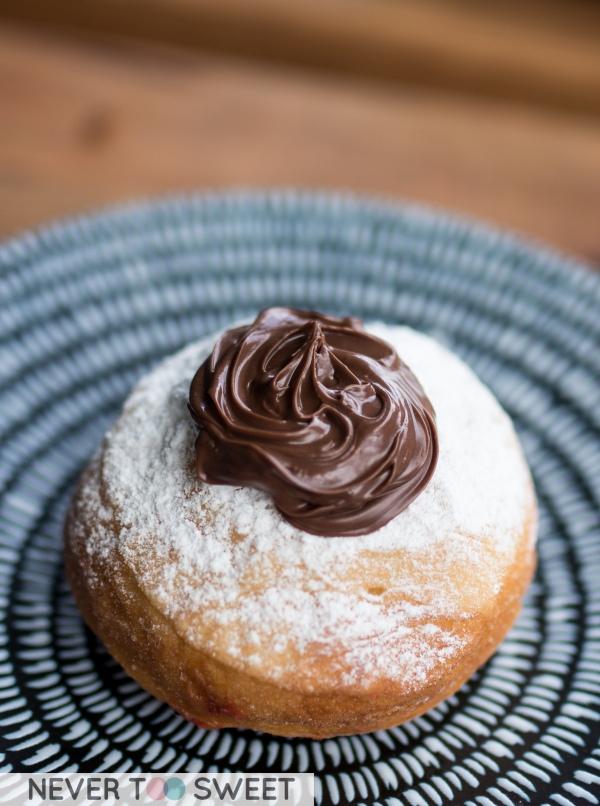 Nutella Donut $5