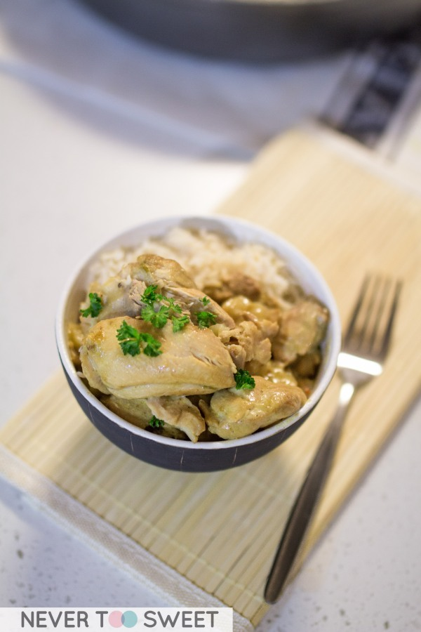 Rosemary's Curry Chicken