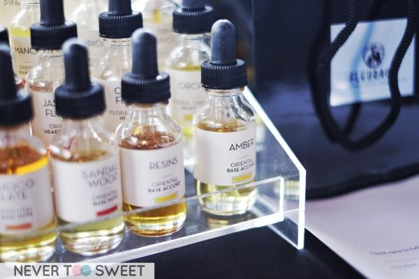 Flerauge perfume making