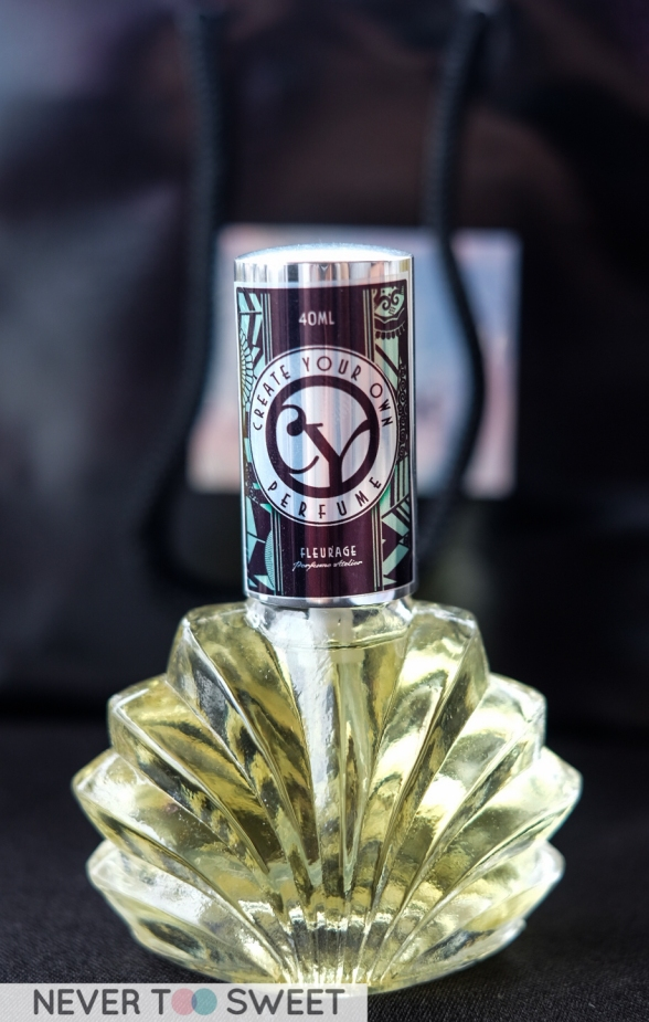 Never Too Sweet Own Scent!